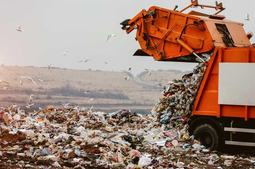 Garbage-Tip